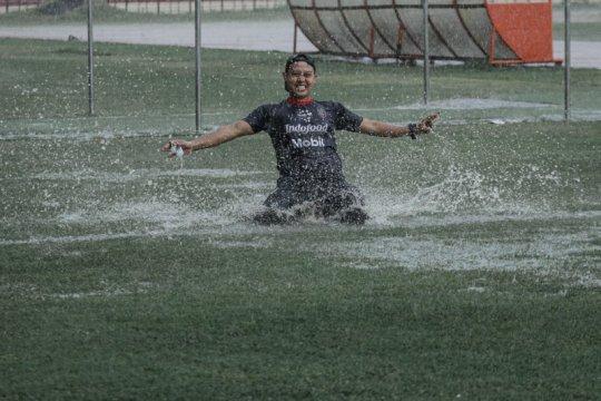 Hadapi perempat final, pelatih Bali United tak khawatir soal fisik