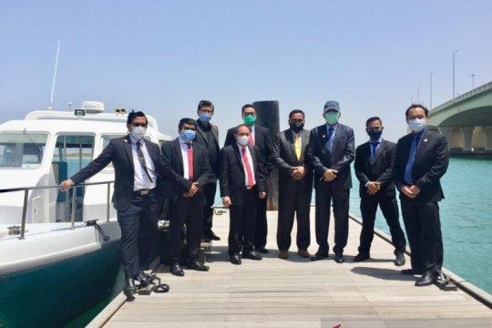 Delegasi Aceh bicarakan investasi Pulau Banyak dengan UEA di Abu Dhabi
