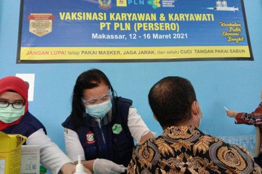 Layanan vaksinasi Sulsel dibuka malam hari selama Ramadhan