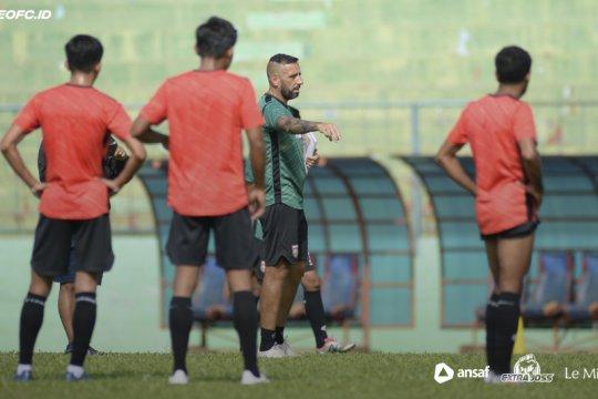 Borneo FC tetap beri PR bagi pemain selama libur