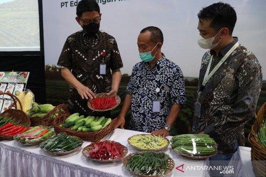 Eden Farm gandeng emiten perbenihan BISI tingkatkan kapasitas pasokan