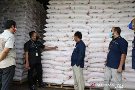 Kementan pastikan stok pupuk di wilayah Pantura Jabar aman