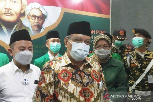 KH Said Aqil sebut intoleran bertentangan dengan Islam