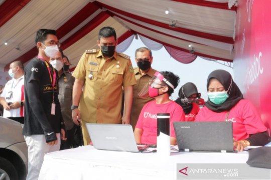 Panglima TNI dan Kapolri dijadwalkan hadiri vaksinasi di Medan