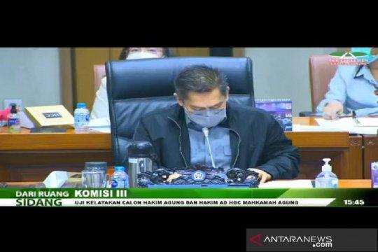 Anggota DPR ingatkan Komnas HAM harus jamin HAM hingga lapas