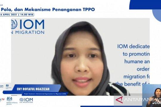 Organisasi migrasi internasional terapkan 3P atasi perdagangan orang