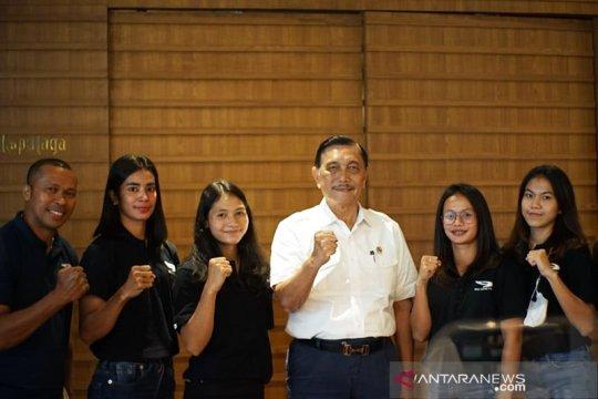 PASI kirim lima atlet putri untuk lomba lari estafet di Jepang