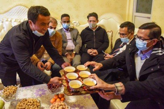 30 diplomat dari 21 negara kunjungi Xinjiang