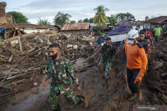 BNPB: Cuaca NTT membaik, mudahkan tim SAR evakuasi korban
