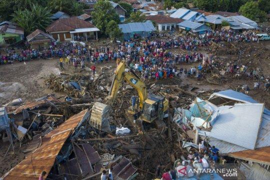 Kejaksaan Agung kirim Rp100 juta bantu korban bencana NTT