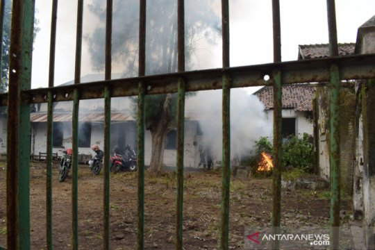 Bekas Rumah Tahanan Militer jadi lokasi isolasi pemudik
