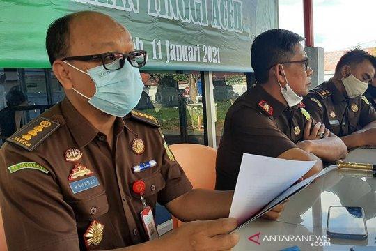 Kejati Aceh koordinasi dengan Jampidsus terkait kasus korupsi keramba