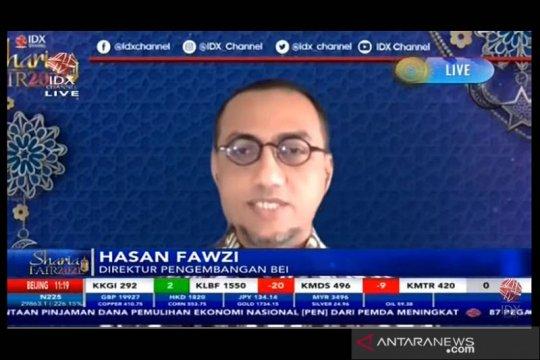 BEI: Pasar modal dan saham syariah bakal terus tumbuh