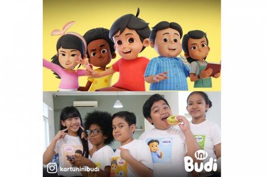 """Seri animasi """"Ini Budi"""" perkenalkan keberagaman untuk usia dini"""