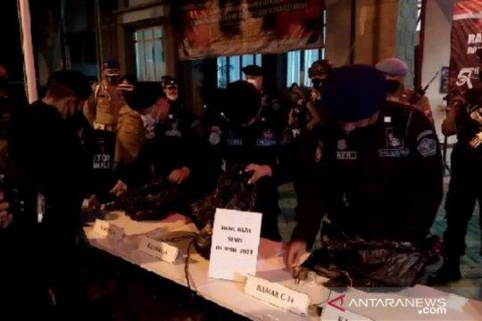 Petugas amankan barang terlarang warga binaan Lapas Pemuda Madiun