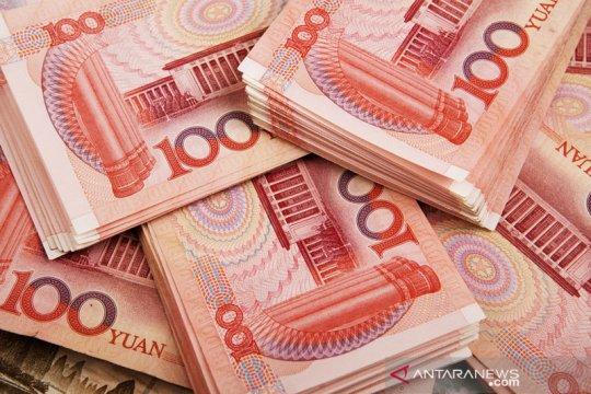 Yuan balik menguat 122 basis poin menjadi 6,5527 terhadap dolar AS