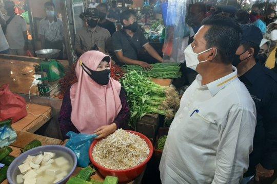 Satgas COVID-19 Kepri siap bantu masker pedagang pasar tradisional