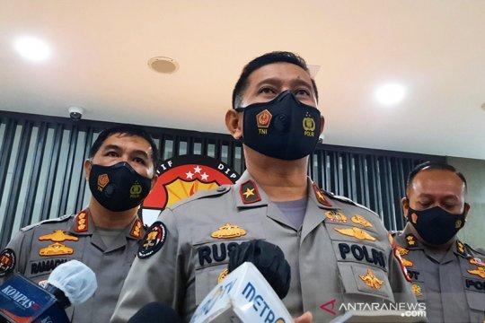 Polri naikkan status 3 terlapor 'unlawful killing' tersangka