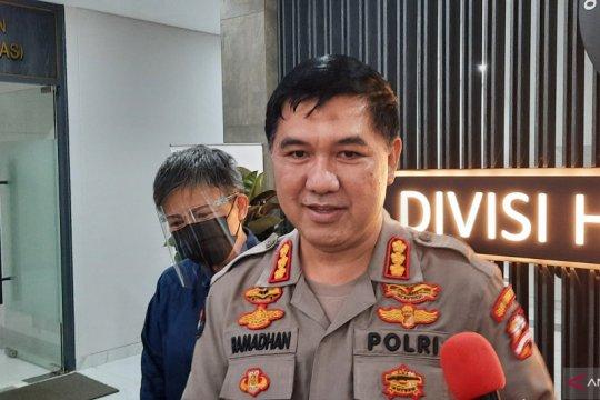 Polri sebut ada 4 terduga teroris di Jakarta masuk daftar DPO
