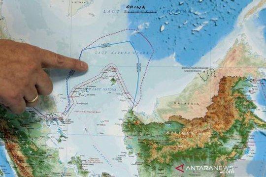 Ini penjelasan TNI AU terkait pesawat asing terbang di Natuna