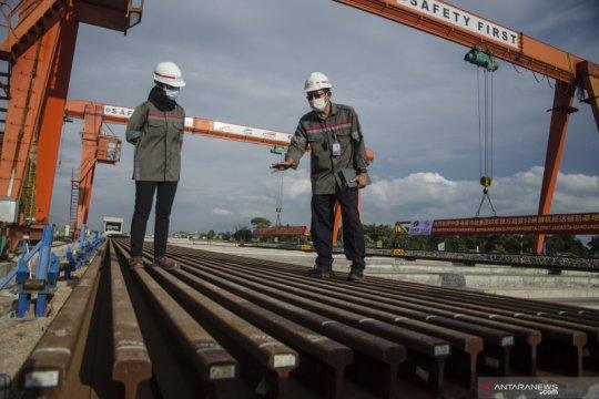 Menhub sebut Kereta cepat Jakarta-Bandung lompatan kemajuan Indonesia