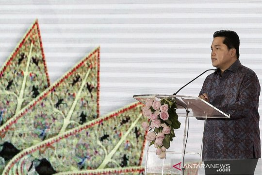 Erick Thohir khawatir BUMN tak siap bertransformasi dan kalah bersaing
