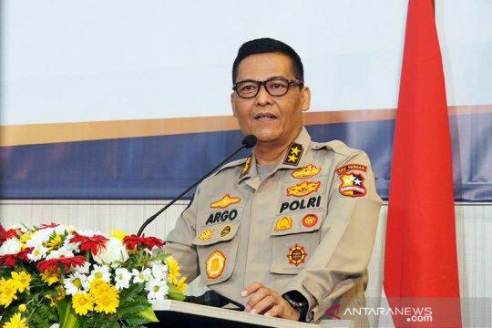 Polri : Terduga teroris FA bukan pengurus Muhammadiyah