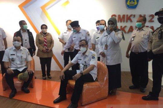 Jakarta Pusat uji coba 10 sekolah belajar tatap muka
