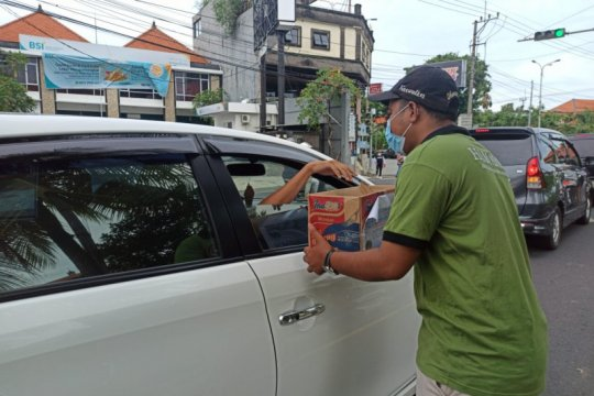 Warga Bali galang bantuan bagi korban bencana di NTT