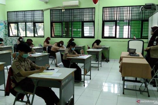 Melongok uji coba sekolah tatap muka di Ibu Kota