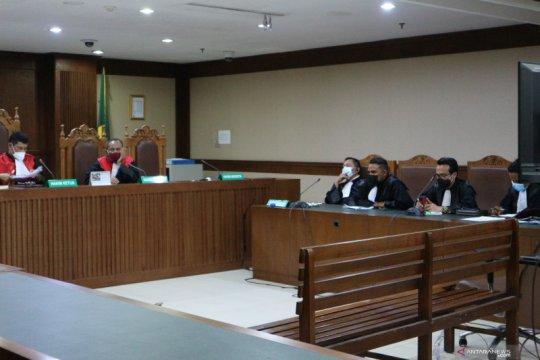 Penyuap eks Menteri KKP Edhy Prabowo dituntut 3 tahun penjara