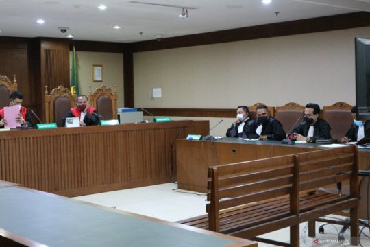 """Jaksa KPK beri status """"justice collaborator"""" bagi penyuap Edhy Prabowo"""