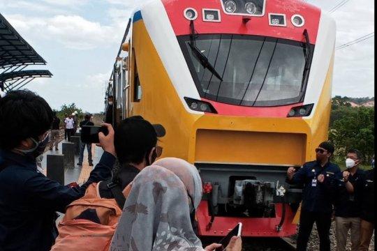 Pembebasan lahan proyek kereta api di Sulsel ditargetkan Juni 2021