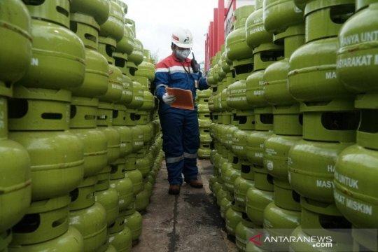 Subsidi LPG terus membengkak, diversifikasi energi harus prioritas