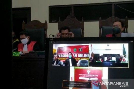 PN Cibadak jatuhkan vonis hukuman mati empat WNA dan sembilan WNI