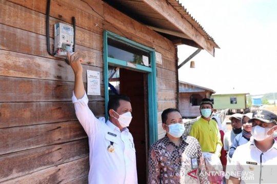 PLN tambah jaringan listrik di 10 desa di Kepri