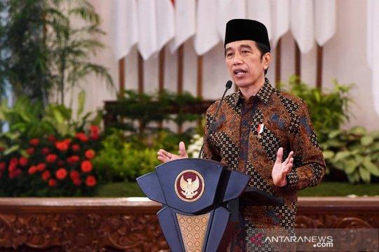 Presiden dorong komitmen LDII anut paradigma baru yang lebih terbuka