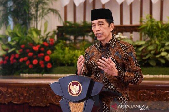 Presiden minta organisasi keagamaan miliki komitmen kebangsaan kuat