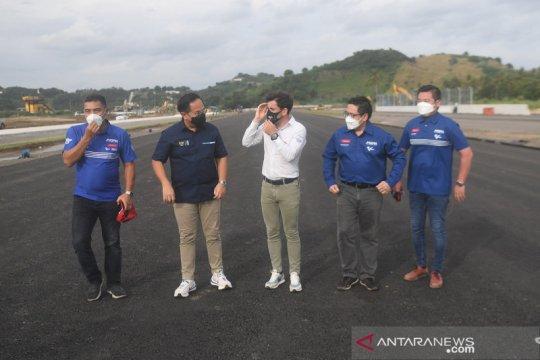 Pandemi tunda MotoGP Indonesia jadi Maret 2022