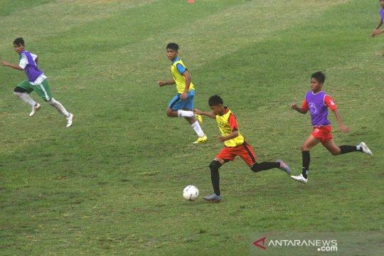Seleksi pemain timnas U-16 dan U-19 di Palu
