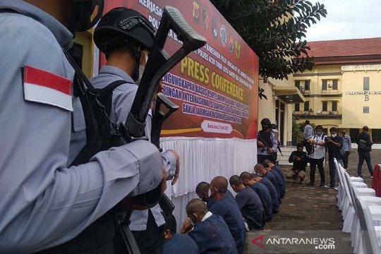 Polda Aceh gagalkan penyelundupan 50 kilogram sabu-sabu