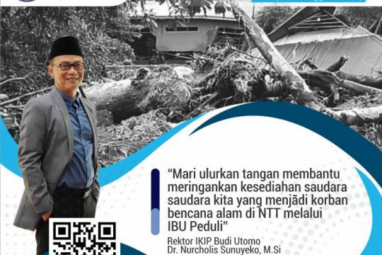 IKIP Budi Utomo Malang siapkan beasiswa bagi korban bencana di NTT