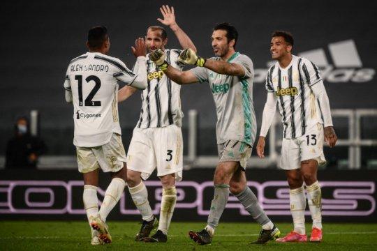 Ronaldo dan Dybala antar Juve kandaskan Napoli