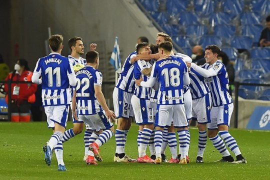 Athletic Bilbao seri 1-1 lawan Sociedad