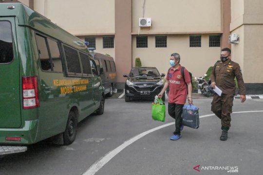Jaksa eksekusi dua terpidana korupsi dana PNBP Asrama Haji Lombok