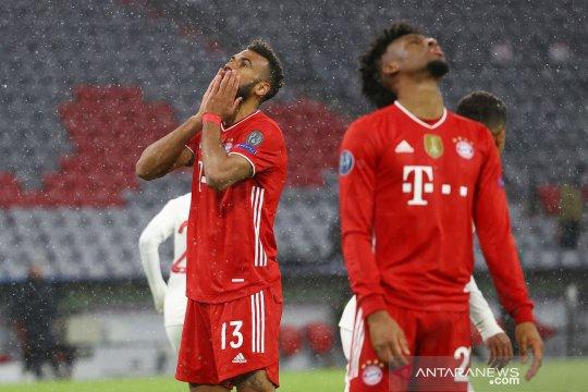 Leg 1 perempat final Liga Champions : Muenchen 2-3 PSG