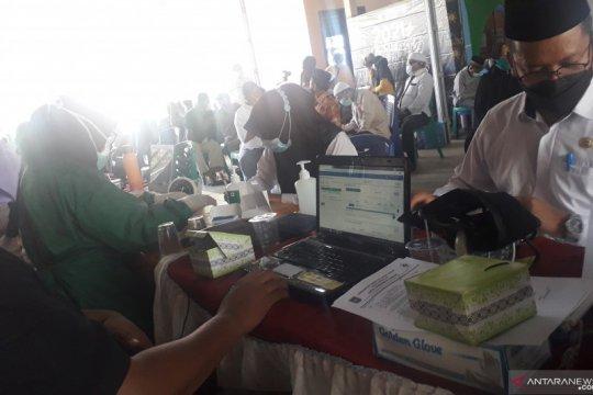 Kasus aktif COVID-19 di Bangka Tengah bertambah 7 menjadi 75 orang