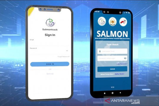 KKP luncurkan aplikasi Salmon perkuat pengawasan kapal ikan