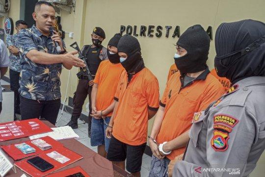Polisi tangkap terduga bandar sabu-sabu berstatus ASN Lombok Barat