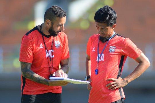 Evaluasi laga Piala Menpora, Borneo FC benahi penyelesaian akhir